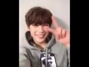 우진 皆さん ウジンです ああ今すごく幸せです 本当に寒いのに 来てくれてありがとうございます 僕には皆さんが全部です 今日皆さんの掛け声のおかげで なんか誇らしだったです 韓国語なのに頑張って歌ってくれてありがとう 僕
