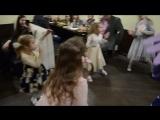 Радуга+Искорка_танец_малина