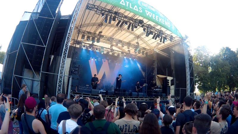 Wildways - Day X (Live@Atlas Weekend 2018/07/08)