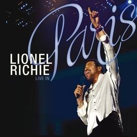 Lionel Richie альбом Live In Paris