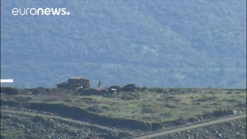 По сообщениям сми сирийские войска идут в Африн. Турция грозит войной