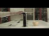 Выдвижной моторизованный блок розеток 3 гнезда + 2 USB, серебро+черный пластик