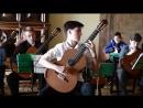 """Marcin Patrzałek Plays Nicolo Paganini """"Caprice No 24"""" El Colibri - Sagreras"""