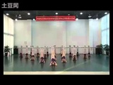 GYMNASTICS MIX BALLET - DANCE SCHOOL - CHINA 2011