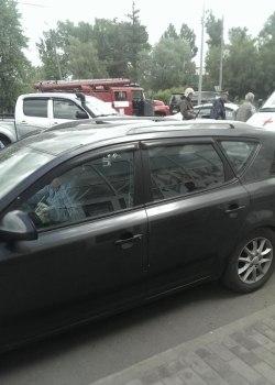 На стоянке у магазина «Магнит косметик» произошел наезд на пешехода