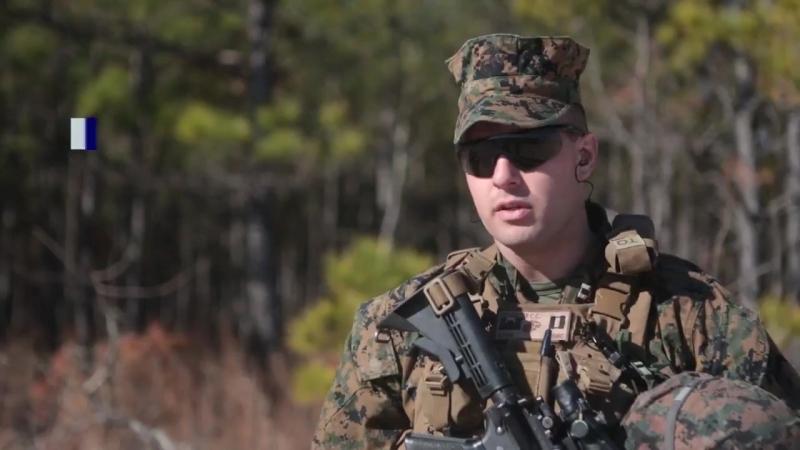 2nd Combat Engineer Battalion Bridge Explosion _ Marines