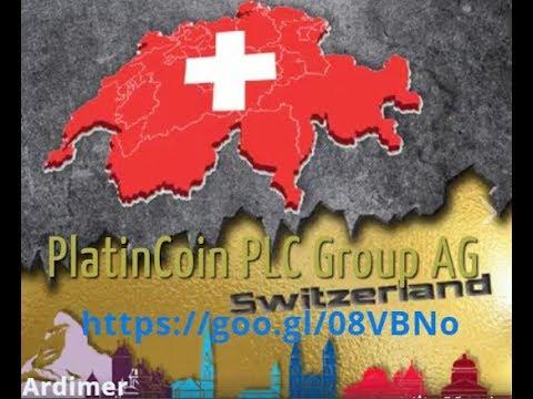 PlatinCoin PLC Group AG