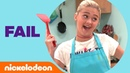 Lizzy Greene's Epic Cooking Fail 🍳Omelet Catastrophe | Nicky, Ricky, Dicky Dawn | Nick