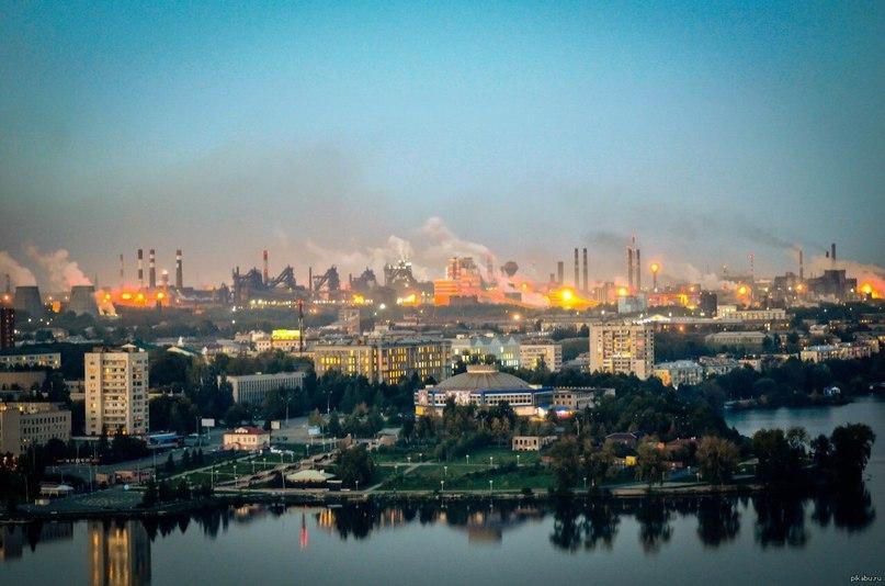 Топ-10 самых крупных моногородов России.