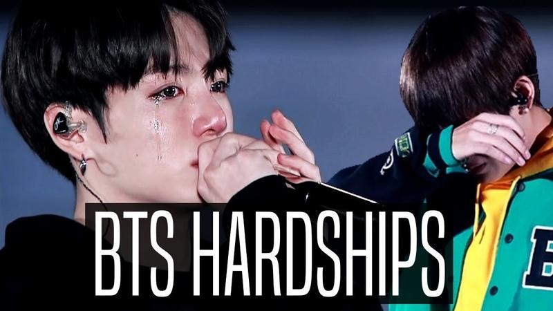 BTS HARDSHIPS Antis plagiarism sajaegi petitions Struggles throughout the years