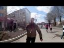 Георгий Даровских телеканал РБК УФА на съемках Аструм Сибайского полумарафона