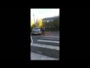 ДТП с участием мотоциклиста в городе Дивногорске