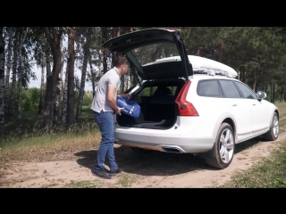 Volvo V90 Cross Country | ТЕСТ ДРАЙВ от Anton Avtoman
