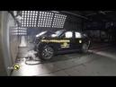 Краш-тест BMW X3 / X4 Euro NCAP
