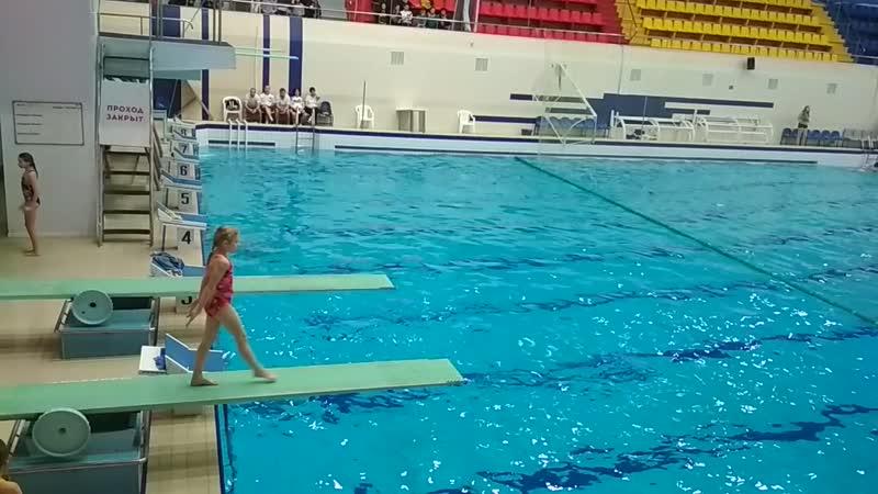 Доча. Открытый чемпионат и Первенство Челябинской области по прыжкам в воду с 1 метра (3)