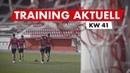 Länderspielpause | Training Aktuell KW41 | 05er