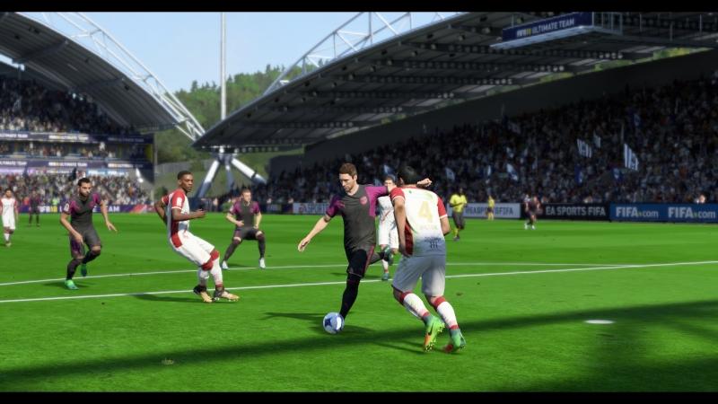 FIFA18 Тики-Така (17 передач возле штрафной соперника перед голом) » Freewka.com - Смотреть онлайн в хорощем качестве