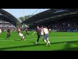 FIFA18 Тики-Така (17 передач возле штрафной соперника перед голом)