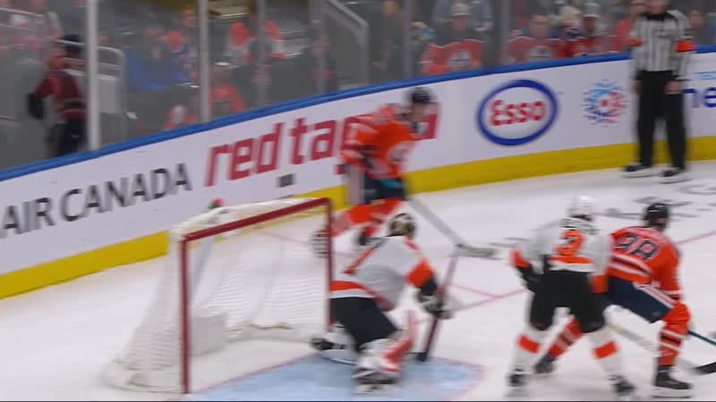 NHL 2018-2019 RS 14.12.2018 Philadelphia Flyers - Edmonton Oilers
