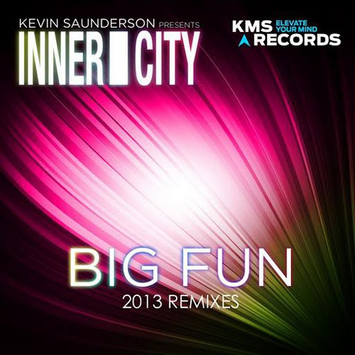 Kevin Saunderson альбом Big Fun (2013 Re-Mixes Part 2)