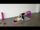 5 Minute Pilates Ab Workout Best Pilates Exercises for Flat Abs