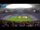 2018 FIFA WORLD CUP RUSSIA - САМАРА - Австралия - Дания выход команд