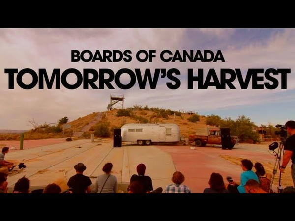 Boards of Canada Tomorrows Harvest Lake Dolores Listening Party 5 27 2013 HQ AUDIO