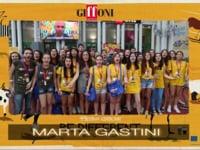 Добро пожаловать, Марта Гастини!