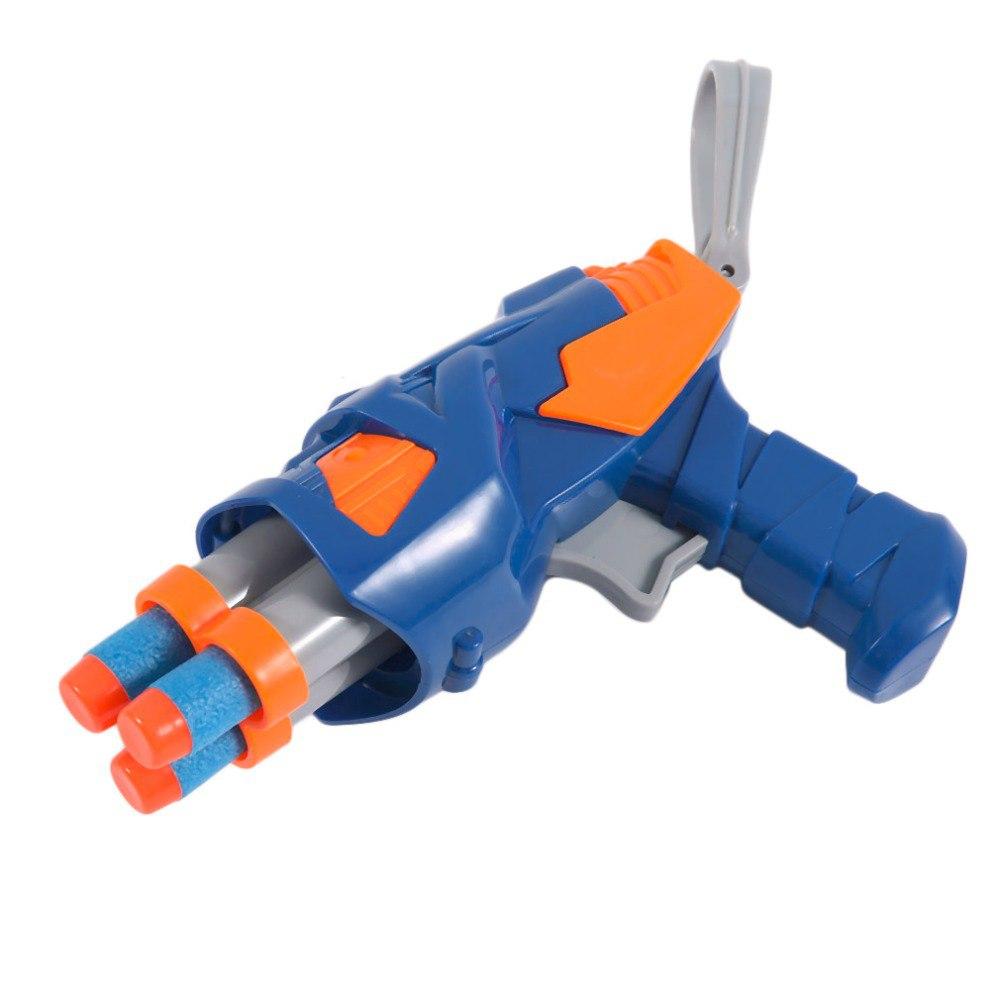 Пистолет с пулями 296