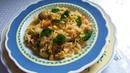 Быстрый обед Рис с овощами