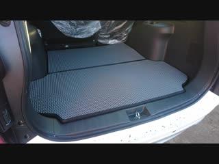 Коврики eva Mitsubishi Pajero Sport III