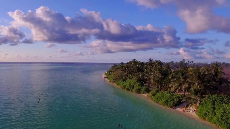 Мальдивы - рай на ЗЕМЛЕ Остров Thoddoo.