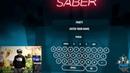 Gameplay Beat Saber into vr club VR-point Воронеж
