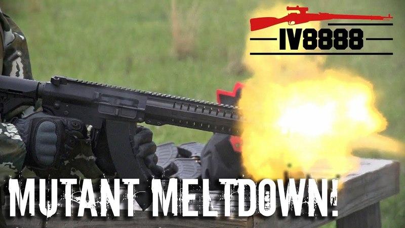 CMMG Mutant Meltdown!