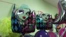 Воздушные шары Владивосток - композиция монстр хай monster high