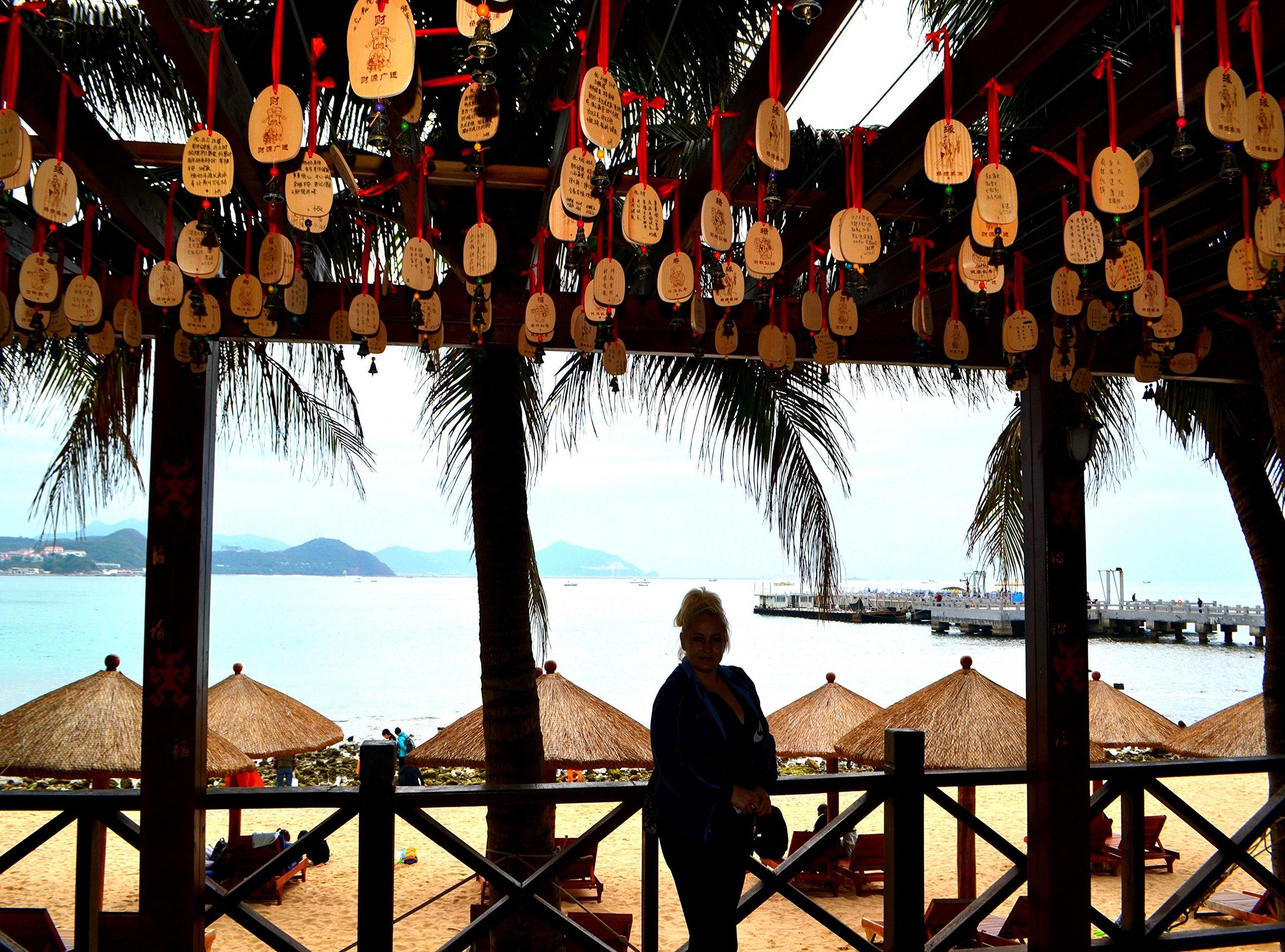 Елена Руденко (Валтея). Китай, о.Хайнань, г.Санья. (фото) - Страница 6 JtfY-1sOft4