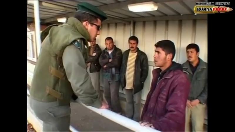 «Махсомим» (КПП) об израильских блокпостах на территории Палестины.