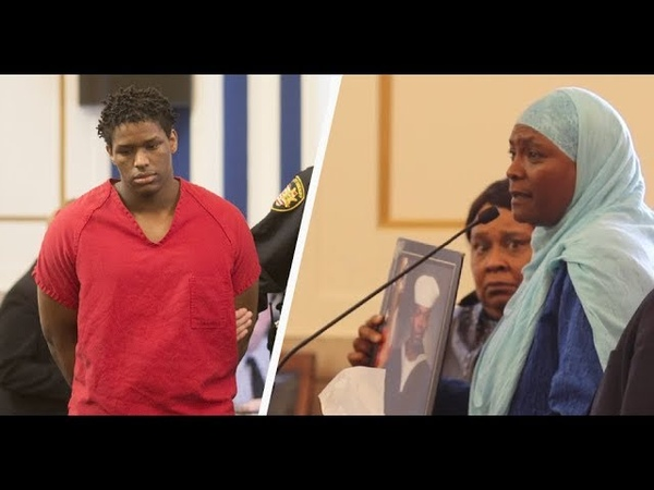 Mother Offers to Help Teen Involved in Her Son's Murder in Emotional Courtroom Appearance