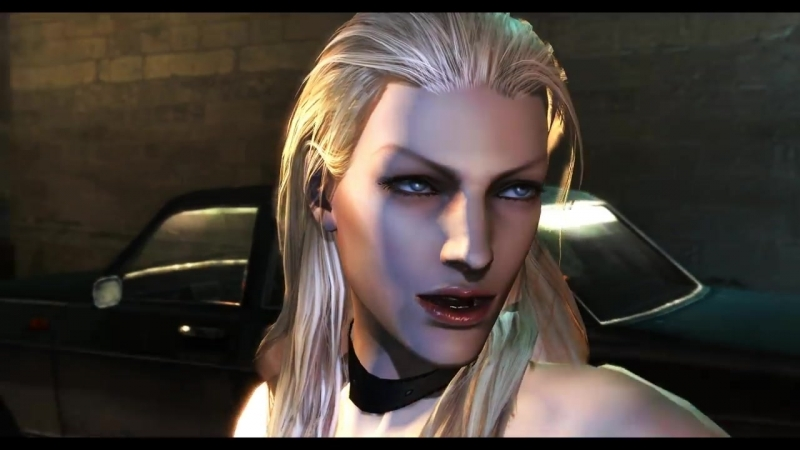 Devil May Cry SE: Lady and Trish cuts scenes