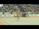 Дарья Трубникова - булавы (финал) // Чемпионат Европы 2018