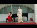 Елизавета Гродзинская.П.И.Чайковский Сцена и ария Ольги из оперы Евгений Онегин