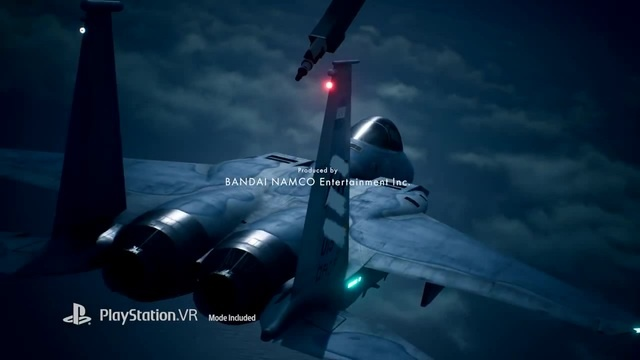 Ace Combat 7: Skies Unknown | PS4, PS VR