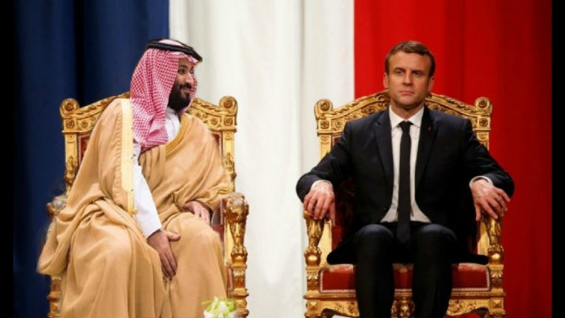 Macron jure sur la tête à Jean-Pierre Pernaut avoir la preuve d'attaques chimiques !!