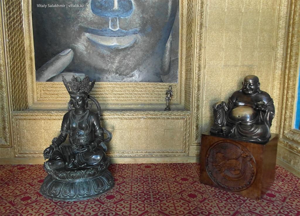 Буддизм, статуи, Рух Ордо 2018