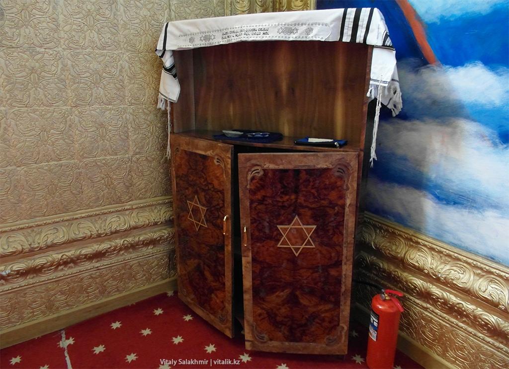 Часовня иудаизма, Рух Ордо 2018
