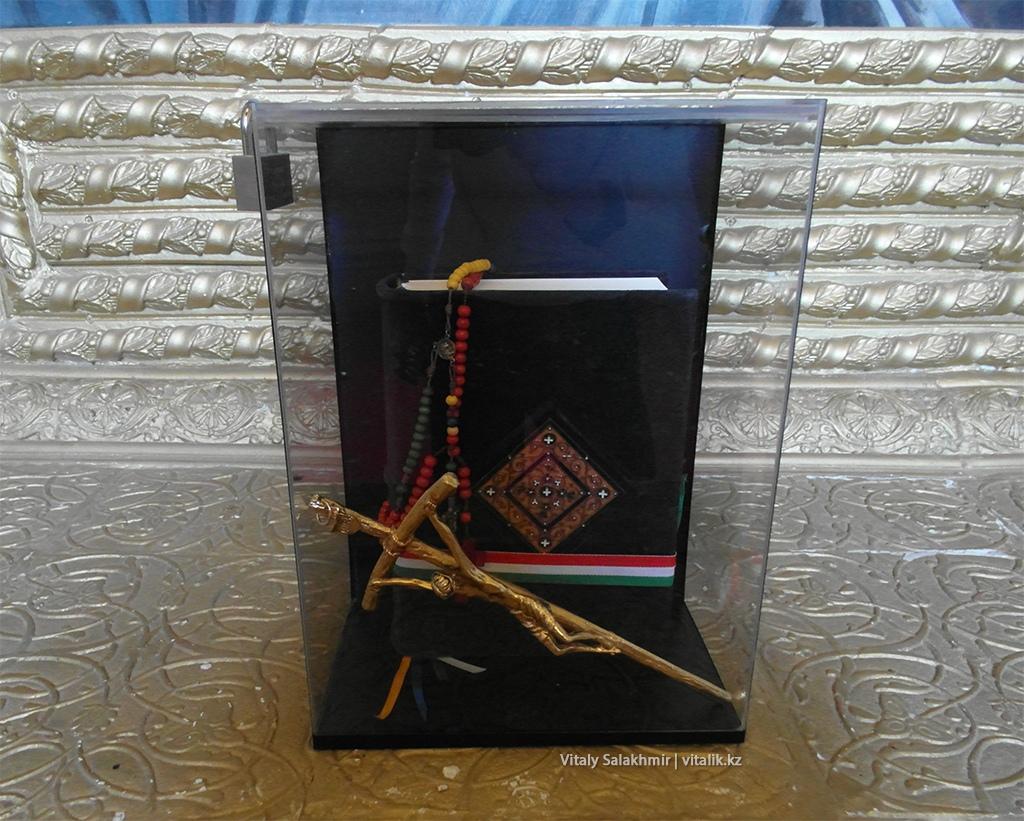 Католический крест, часовня, Рух Ордо 2018