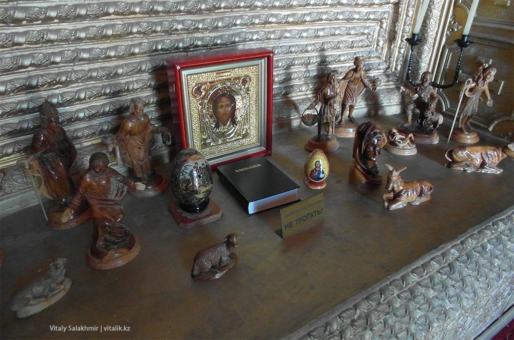 Христианские статуэтки Рух Ордо 2018