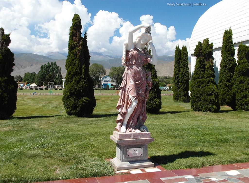Статуя Геры, Рух Ордо 2018
