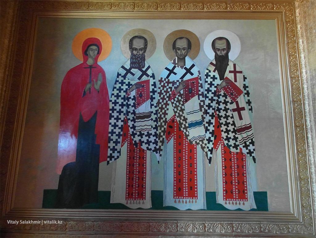 Православные святые, Рух Ордо 2018