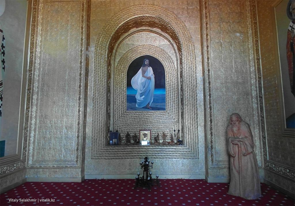 Православный Иисус, часовня, Рух Ордо 2018
